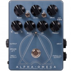 Darkglass Electronics Alpha Omega - Dual Distortion Pedal