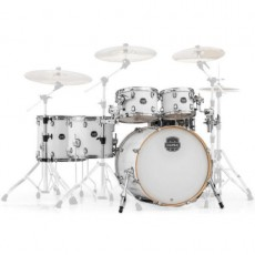 Mapex Armory Shell Pack 6 Piece - Artic White