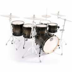 Mapex Armory 2218 Rock Fusion 6pc Shell Pack - Black Dawn