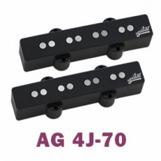 Aguilar AG 4J-70 Pickup 70's Series Single Coil 4-String Bass Set