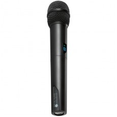 Audio Technica ATW-T1002 System 10 Handheld Unidirectional Microphone/Transmitter