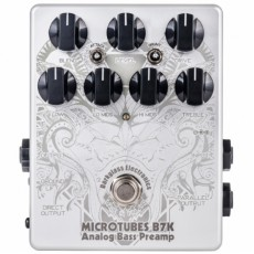 Darkglass Electronics Microtubes B7K