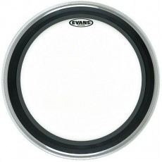 Evans EMAD2 Clear Bass Drum Head, 18
