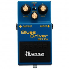 Boss BD2W Waza Craft Blues Driver