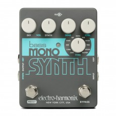 Electro Harmonix BASS MONO SYNTH Monophonic Synthesizer Pedal