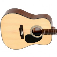 Sigma DM-1ST Acoustic Guitar - Natural