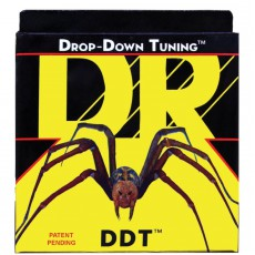 DR Strings DDT-55 Drop-Down Tuning Heavy Bass Strings (.055-.115)