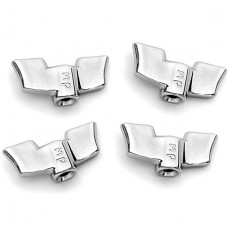 DW 6mm Wing Nuts (4 pack) - DWSP2010