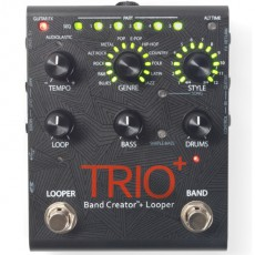 DigiTech TRIO+ Advanced Band Creator and Looper Pedal