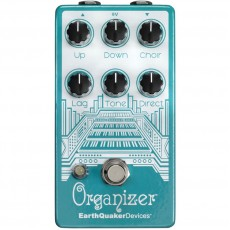 EarthQuaker Devices 'Organizer' Polyphonic Organ Emulator Pedal