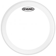 Evans EQ2 Clear Bass Drum Head - 20""