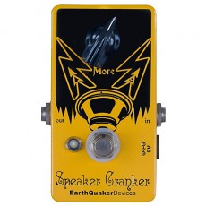 EarthQuaker Devices 'Speaker Cranker' Overdrive Pedal