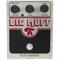 Electro Harmonix Big Muff Pi, Distortion/Sustainer Pedal