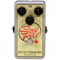 Electro Harmonix Soul Food, Distortion/Fuzz/Overdrive Pedal