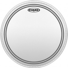 Evans EC2 Frosted Drum Head - 14""