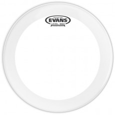 Evans EQ4 Clear Bass Drum Head - 20""