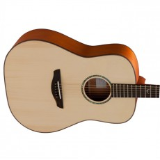 Faith FSHG Saturn Acoustic - Natural (Includes Case)