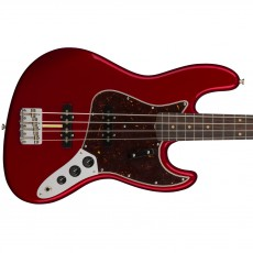 Fender American Original '60s Jazz Bass w/ Rosewood Fingerboard - Candy Apple Red