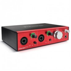 Focusrite Clarett 2Pre Thunderbolt Interface
