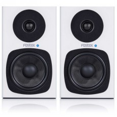 Fostex PM04d PM Nearfield Monitors (Pair - White)