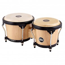 Meinl Headliner Series Wood Bongo 6 3/4 inch & 8 inch Natural