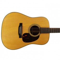 Martin HD-28V Vintage Series Acoustic - Natural (Includes Case)
