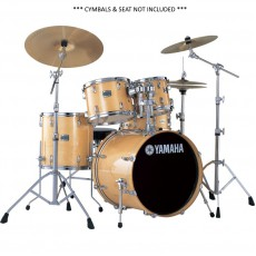 Yamaha Stage Custom 5 Piece Natural Kit - w/Hardware Pack