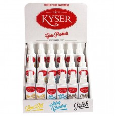Kyser Care Product Display