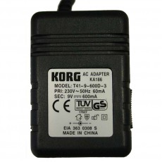 Korg KA186 9V Power Supply