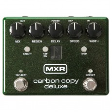 MXR M292 Carbon Copy Deluxe Delay
