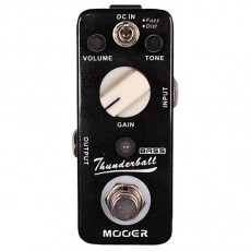 Mooer Thunderball Bass Distortion