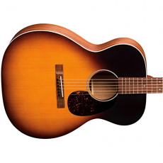 Martin 000-17 Acoustic - Whiskey Sunset (Includes Case)