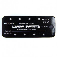 Mooer Micro Power Supply (8 x 9V Out)