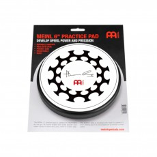 Meinl 6 inch Practice Pad Thomas Lang Design