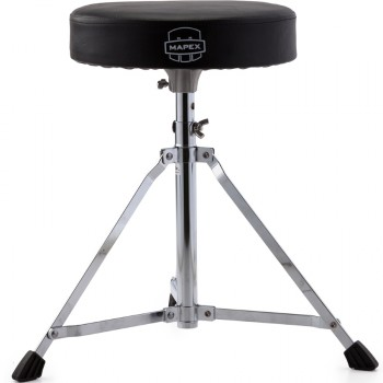 Mapex T400 Round Top Lightweight Drum Throne