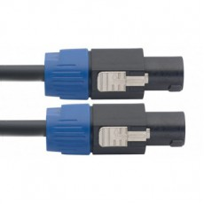 Stagg NSP3SS15BR N-Series Professional Speaker Cable, Speakon to Speakon, 3m