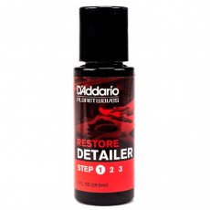 D'Addario Planet Waves Restore Deep Cleaning Cream Polish, 1 oz.