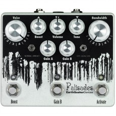 EarthQuaker Devices 'Palisades' V2 Overdrive Pedal
