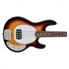 Sterling by Music Man Ray 24CA Electric Bass Guitar, 3-Tone Sunburst