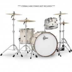 Gretsch Drums Renown Maple 2016 Shell Pack 3 Piece - Vintage Pearl