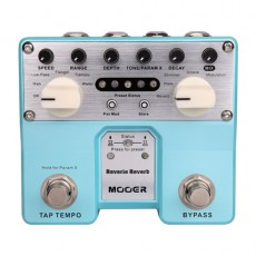Mooer Pro Reverie Reverb Twin Pedal