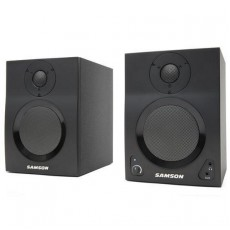 Samson Mediaone 4A - Active Studio Monitors with Bluetooth (PAIR)