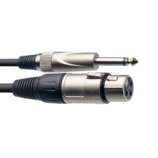 Stagg SMC10XP 10M / 33FT Microphone Cable XLR to 1/4