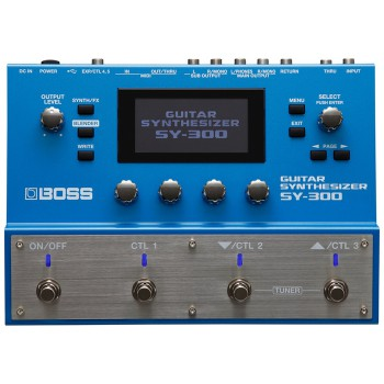 Boss SY300 Guitar Synthesizer