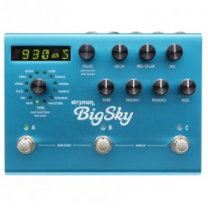 Strymon Big Sky Multidemensional Reverb