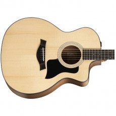 Taylor 114ce Grand Auditorium Semi Acoustic Guitar