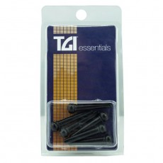 TGI Bridge Pins - Plastic Black with Dot