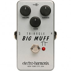Electro Harmonix Triangle Big Muff Pi Distortion/Sustainer