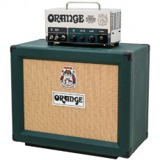 Orange Tiny Terror 10th Anniversary Limited Edition Half Stack