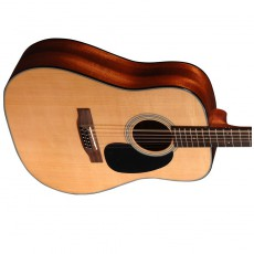 Sigma DM12-1ST 1 Series Acoustic 12 String - Natural